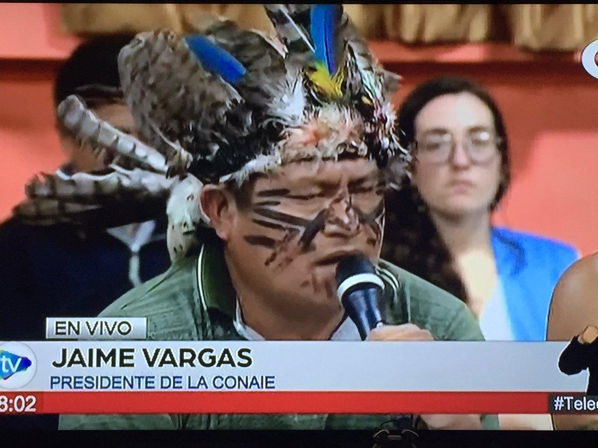 Inician en Ecuador mesas de diálogo entre Gobierno y movimiento ...
