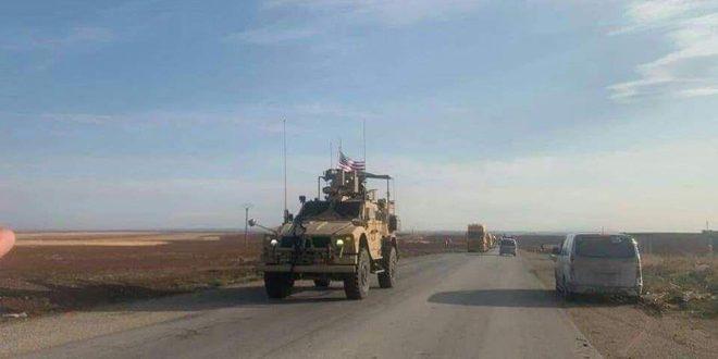 Retirados de Siria, soldados estadounidenses llegaron a una base en Irak