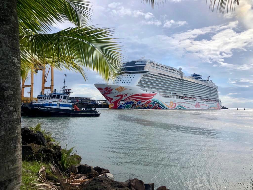 Llega a Limón el crucero más grande en la historia de la terminal de Japdeva - Diario Digital Nuestro País