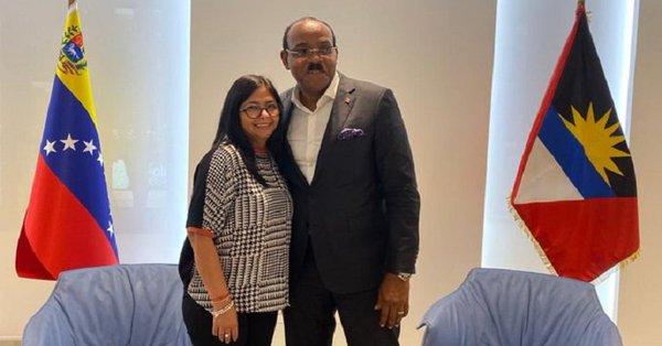 Antigua y Barbuda reiteró su apoyo a Venezuela ante agresiones imperiales