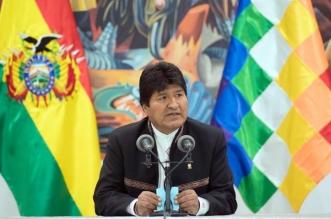 Evo Morales, ex presidente de Bolivia. Archivo