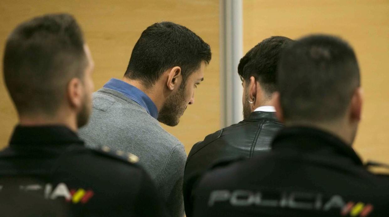 Anexan pena a dos miembros de La Manada por violación en España