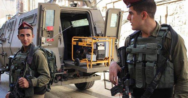 Ejército de Israel detiene a 18 palestinos en Cisjordania