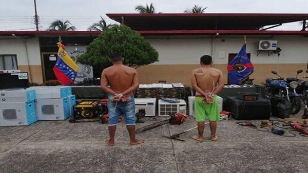 Capturaron en Táchira a 14 integrantes del grupo terrorista Los Rastrojos