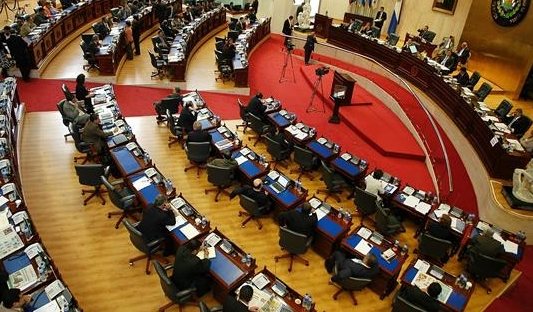 Veta Bukele la ley de reconciliación