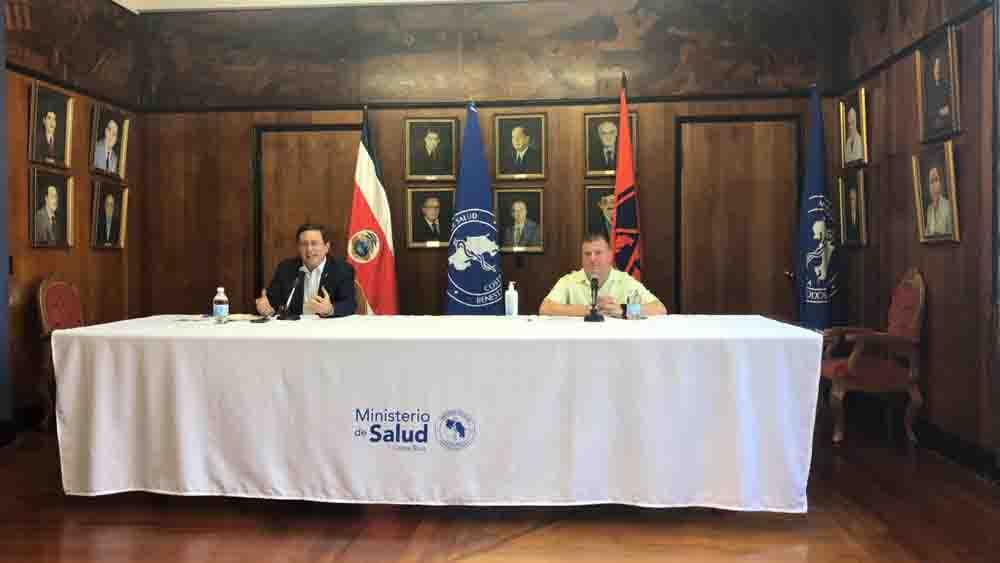 Alajuela y San José lideran lista de casos positivos con COVID-19