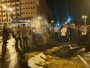 Miles de israelíes protestan contra la corrupción frente a la residencia de Netanyahu