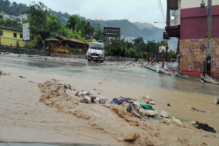 Aumenta número de muertes en Haití por tormenta tropical Laura – Diario  Digital Nuestro País