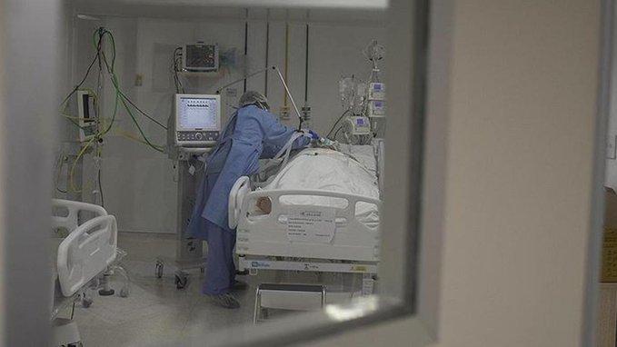 Costa Rica reporta récord de casos graves y hospitalizados por Covid-19