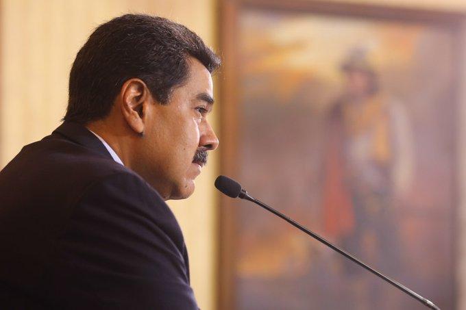 Maduro afirma que convertirá a Venezuela en un país exportador