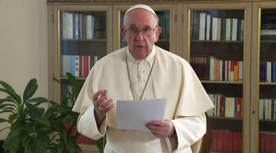 Defiende papa Francisco el multilateralismo en mensaje a la ONU