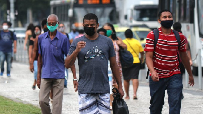 Supera Brasil cuatro millones de contagios de coronavirus - Mundo
