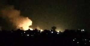 Israel bombardea los objetivos de la Fuerza Quds iraní en Siria