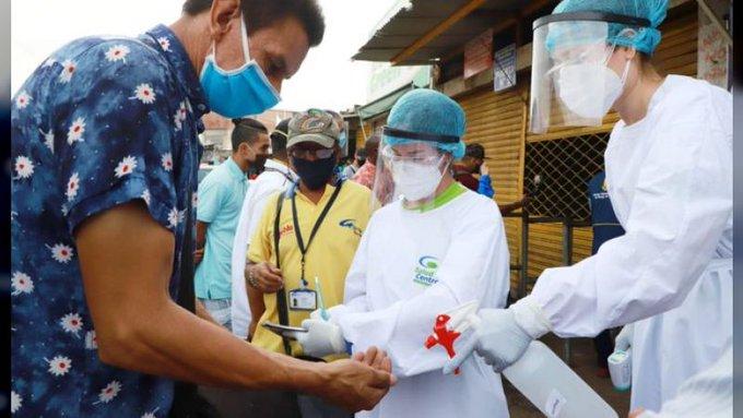 COVID-19 en Colombia: 8.854 nuevos casos y 175 muertes