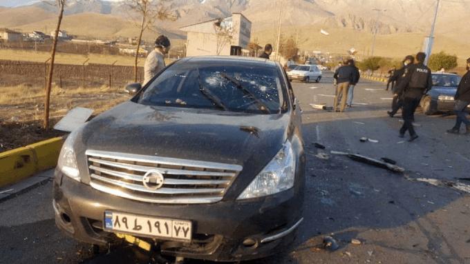 Arrestan a personas presuntamente involucradas en el asesinato del científico nuclear iraní