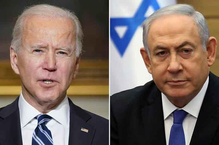Biden y Netanyahu dialogan ante agresión israelí a Palestina – Diario  Digital Nuestro País