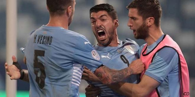 Uruguay y Chile empatan 1-1 en Copa América de fútbol – Diario Digital  Nuestro País