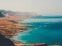 Exponen por primera vez causas del hundimiento del mar Muerto