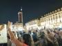 Los italianos salen a las calles para protestar contra el pase sanitario obligatorio