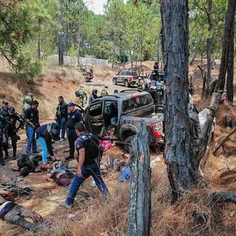 Dos cárteles y 80 bandas tapizan el mapa criminal de México – Diario  Digital Nuestro País