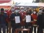 Primera ministra logra suspensión de paro campesino en Perú