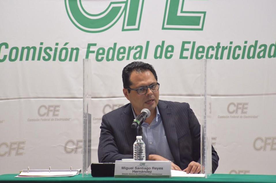 Los privados causaron daños en el sector eléctrico por 412 mil millones de pesos: CFE