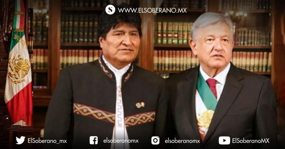 AMLO me salvó la vida: Evo Morales sobre asilo en México tras Golpe en Bolivia