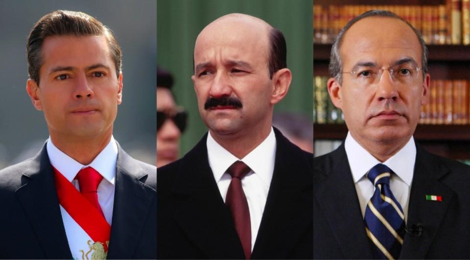 El Soberano | Peña Nieto, Salinas y Calderón son vistos como los presidentes  más corruptos de México