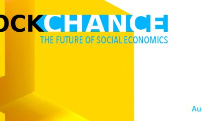 BLOCKCHANCE Conference Hamburg 2019: BLOCKCHANCE presents startup-pitch and Blockchain-Accelerator