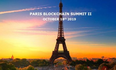 Paris Blockchain Summit 2019
