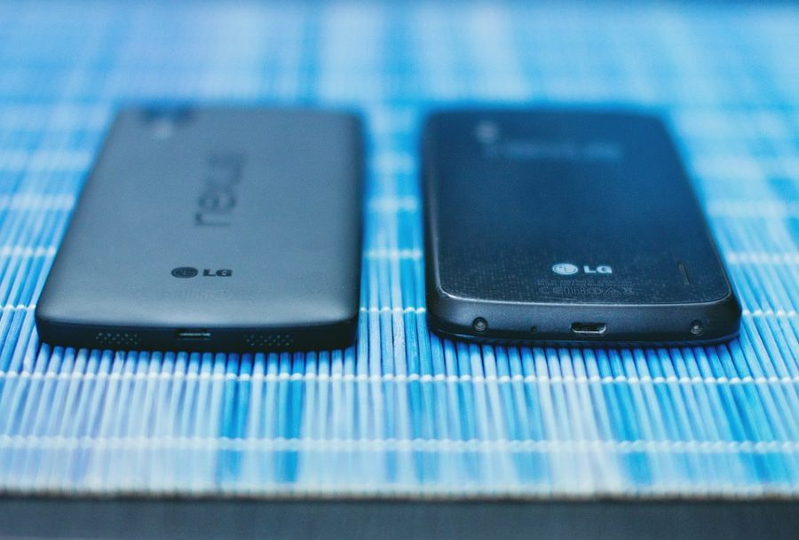 LG plans to launch blockchain-based smartphone