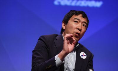 Everyone in the Cryptocurrency Community loves the Freedom Dividend, claims Andrew Yang