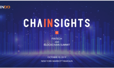 ChainDD will present the best 2019 US-China Fintech and Blockchain Summit