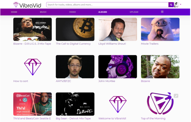 VibraVid has officially launched its MVP, with music and video content for a global audience.