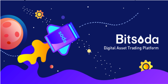 The exchange for new generation - Bitsoda launches globally