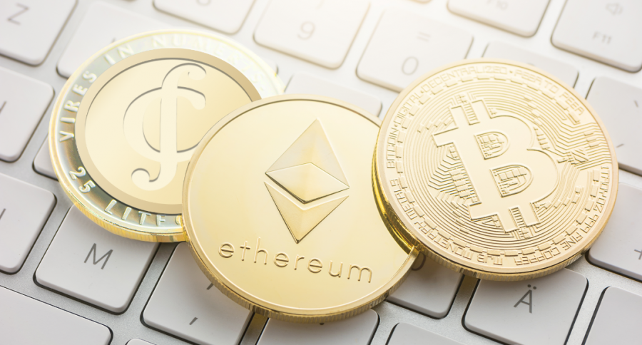 Chart अnalysis of Bitcoin, Ethereum and credits for October