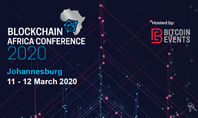 Blockchain Africa Conference 2020 - Blockchain technology is transforming the way we transact and business