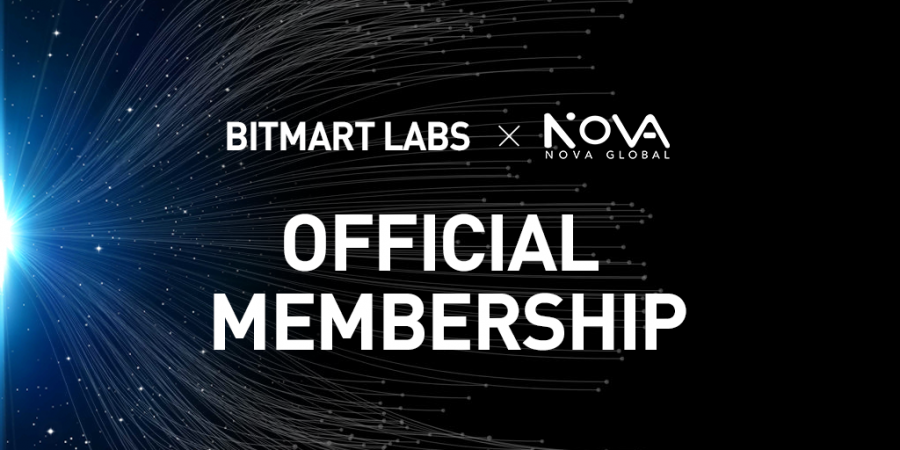 BitMart Labs officially joins Nova Club