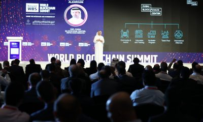 """UAE can become the next Wall Street,"" says Nick Spanos at World Blockchain Summit in Dubai"