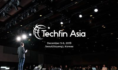 An authority on Quantum Computers speaks at Techfin Asia 2019