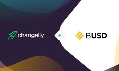 Changelly restocked the list of exchangeable cryptos with Binance stablecoin BUSD
