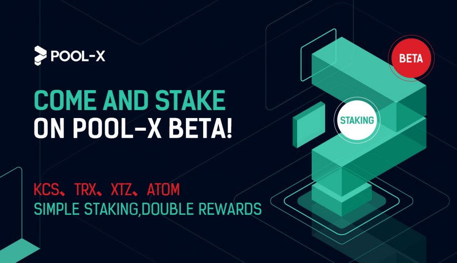 KuCoin's PoS mining platform Pool-X launches BETA version with staking service