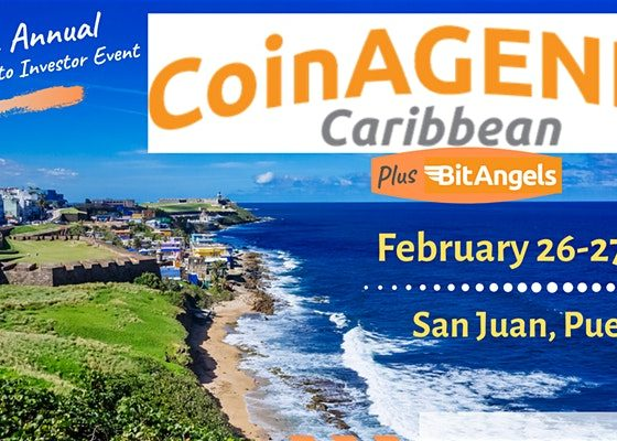 CoinAgenda Caribbean Returns to Puerto Rico on Feb 26-27, Connecting Blockchain Industry Pioneers, Investors and Emerging Startups