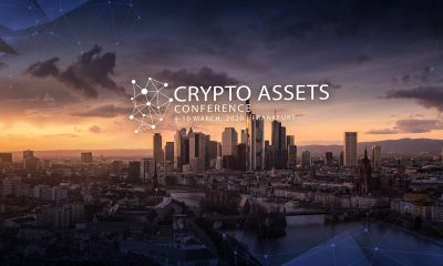 "Crypto Assets Conference 2020: The Conference on ""Blockchain and Finance"""