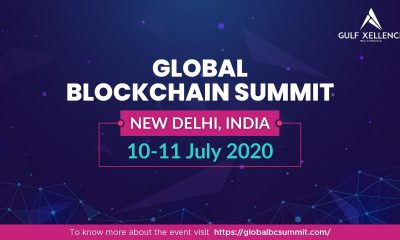 Global Blockchain Summit is happening on July 10 and 11