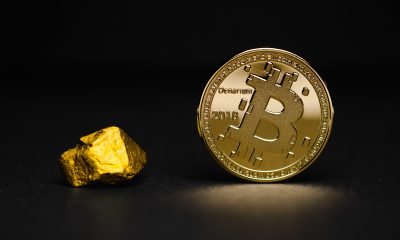 Bitcoin and Gold stick together through thick and thin