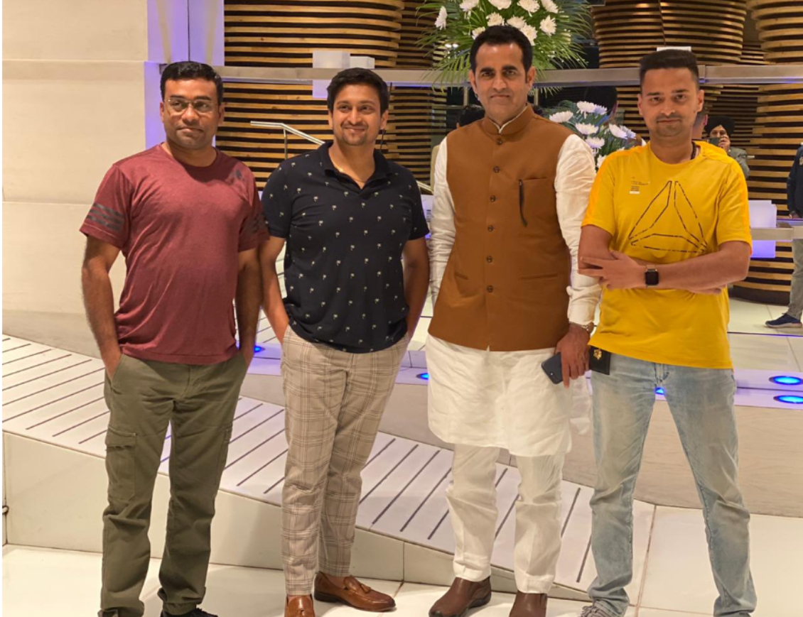 India's State Ministry Discusses their Big Crypto Move with Founders of India Crypto Bulls