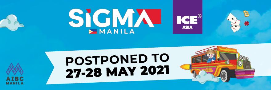 SiGMA / AIBC Manila postponed until May 2021
