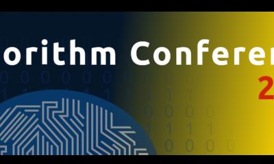 Algorithm Conference, February 18 – 20, 2021, Dallas, Texas