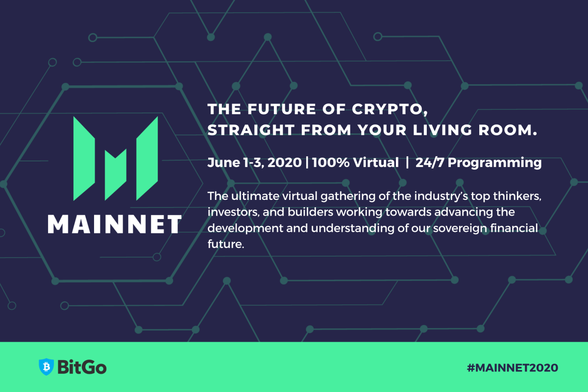 "Messari Hosts Inaugural Virtual Event ""Mainnet 2020"", Featuring Crypto's Top Builders"